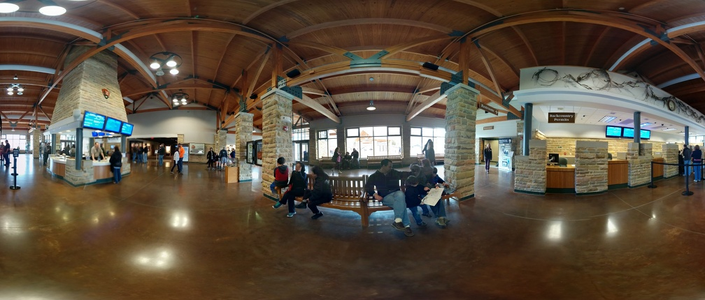 Mammoth Cave National Park Visitor Center Dr Logan Parks