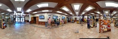 Bryce Canyon National Park Visitor Center Interior pano photosphere